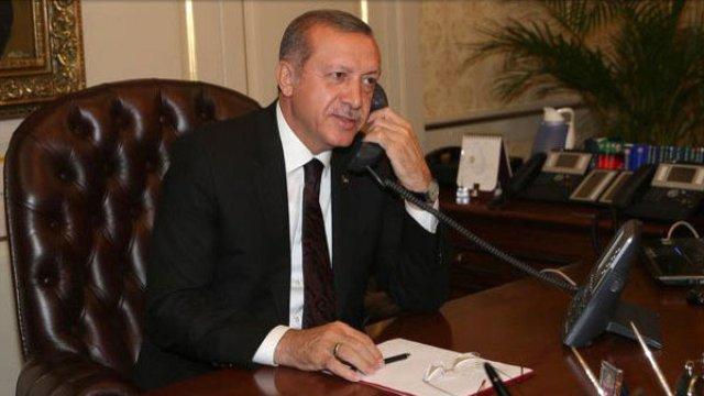 Erdoğan, İslam ülkeleri liderleriyle bayramlaştı