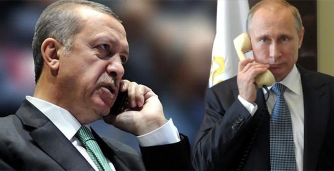 Erdoğan, Putin ile Telefonda Görüştü! Üçlü Liderler Zirvesi İstanbul'da Yapılacak