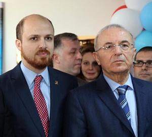 Fahri Kasırga ve Bilal Erdoğan Rize'ye Geliyor