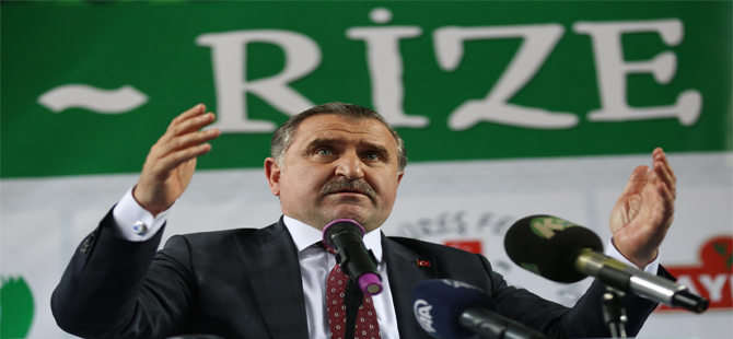 Gençlik ve Spor Bakanı Osman Aşkın Bak Milletvekili Aday Adayı Oldu