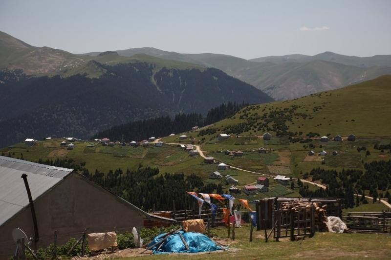Giresun'da PKK'lılara operasyon