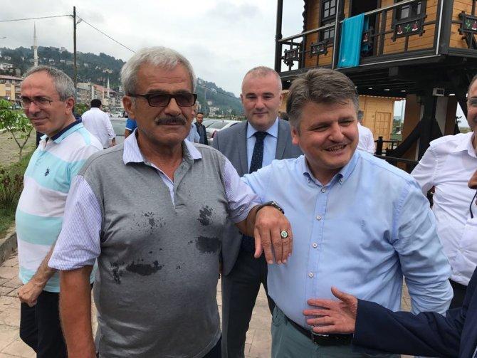 Hasan Kemal Yardımcı: Cumhurbaşkanımızın Rizespor'a Büyük Desteği Var