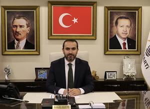 İl Başkanı Alim'den İstiklal Marşı'nın Kabulü ve Mehmet Akif'i Anma Günü Mesajı