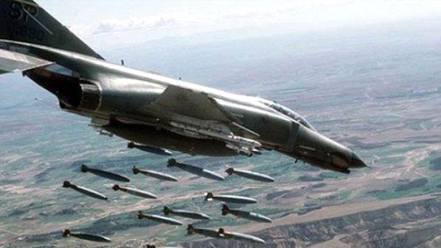Irakın kuzeyine hava harekatı 68