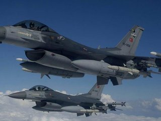 Irak'ın kuzeyine ve Mardin'e hava harekatı: 8 terörist öldürüldü