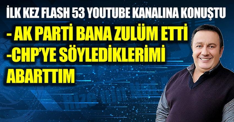 İsmail Türüt 'CHP' Söyleminden Sonra İlk Kez Konuştu!