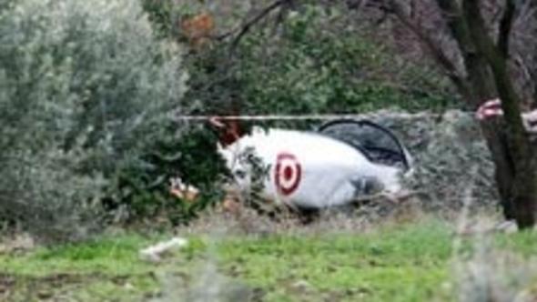 İzmir'de askeri uçak düştü: 2 şehit