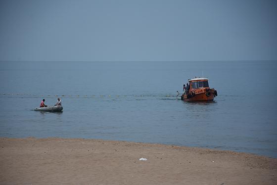 Karadeniz'de boğulmalar şamandırayla önleniyor