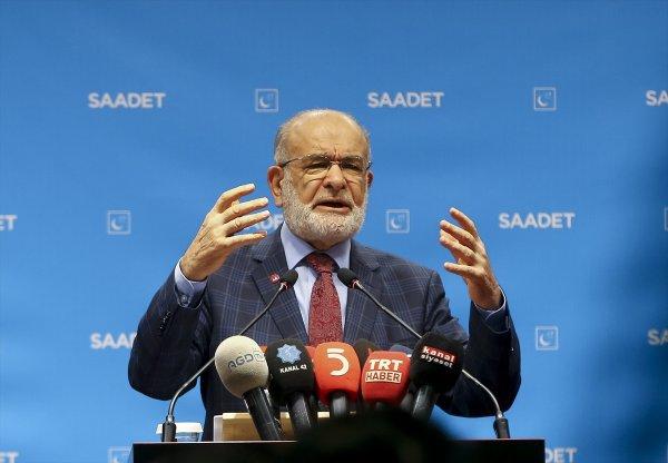 Karamollaoğlu İstanbul seçimini konuştu