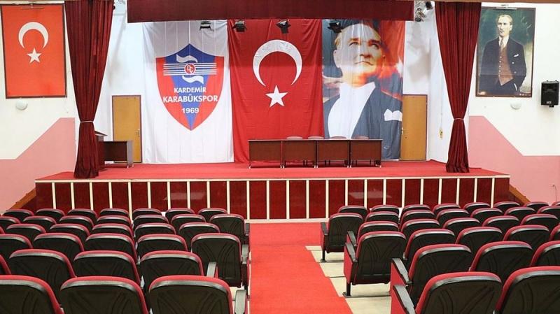 Kardemir Karabükspor'da olağanüstü genel kurula doğru
