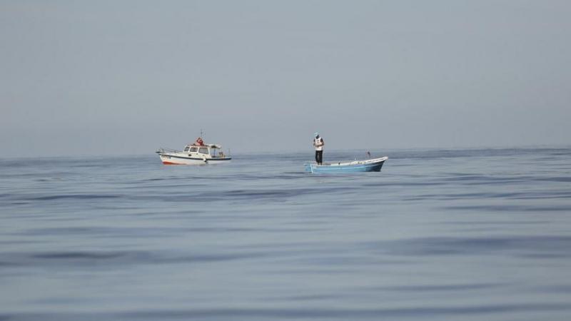 Kastamonu'da balıkçı teknesi battı