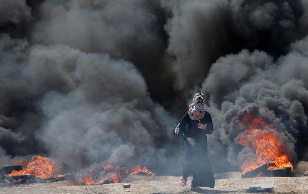 Katil İsrail Terör Estirmeye Devam Ediyor