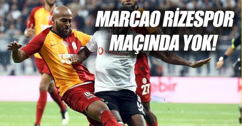 Marcao cezalı duruma düştü