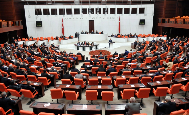 Meclis Başkanlığı seçimi Pazar Günü Başlıyor