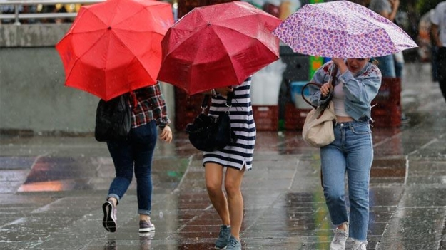 Meteoroloji'den Rize, Artvin ve Trabzon'a Çok Kuvetli Sağanak Uyarısı