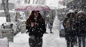 Meteorolojiden Rize, Trabzon, Giresun İçin Yoğun Kar Yağışı Uyarısı