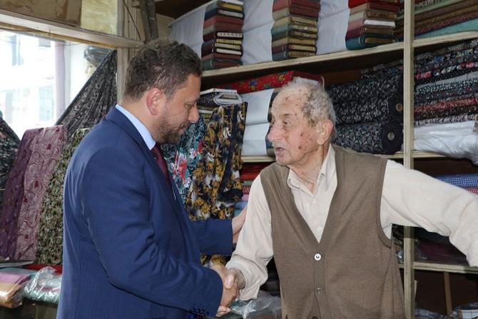 Milletvekili Avcı Rize'de Teşekkür Ziyaretlerine Devam Ediyor