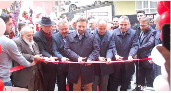 Mora Plaza Hizmete Açıldı