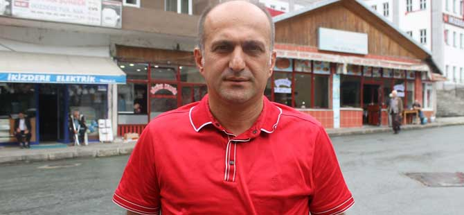 """Muhtar Güzel: """"Anzer'i Ayder Yaptırmayacağız"""""""