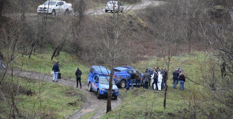 Ordu'da otomobil ırmağa yuvarlandı: 1 ölü