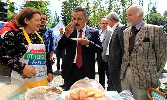 Ot Yemekleri Festivali Düzenlendi 96 Çeşit Otla Yemek Yaptılar Tıkla Hem Oku Hem Tarifini Öğren