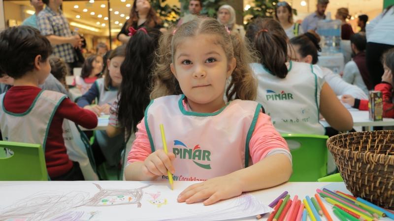 Pınar Çocuk Resim Atölyesi Trabzon'da