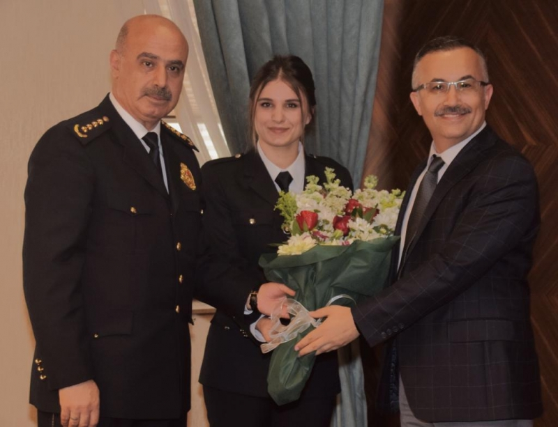 Polis Teşkilatı 174. Kuruluş Yıldönümü