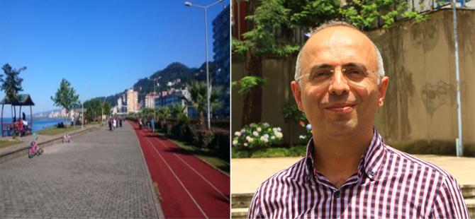 Prof. Dr. Karasu: Güzel Bir Başlangıç: Rize Bisiklet Yolu