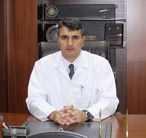REAH Başhekimi Prof. Dr. Hasan Türüt, İstifa Etti