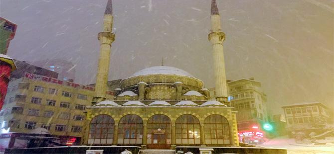 Rize, Cami Sayısından Türkiye 36.'sı, D.Karadeniz Sahilinde En Az Caminin Olduğu 2. İl