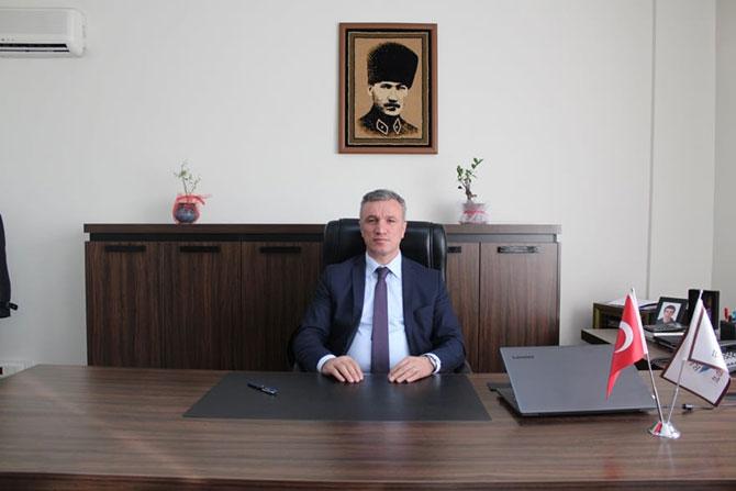 Rize İl Özel İdaresi Genel Sekreter Yardımcılığına Erol Bıyık Atandı