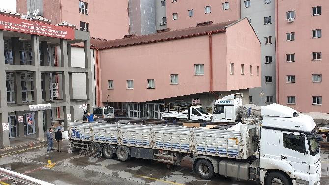 Rize İl Sağlık Müdürü Tepe: Rize'nin Yeni ve Büyük Modern Bir Hastaneye İhtiyacı Var