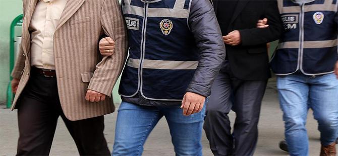 Rize ile Birlikte 12 İlde FETÖ Operasyonu: 12 Gözaltı