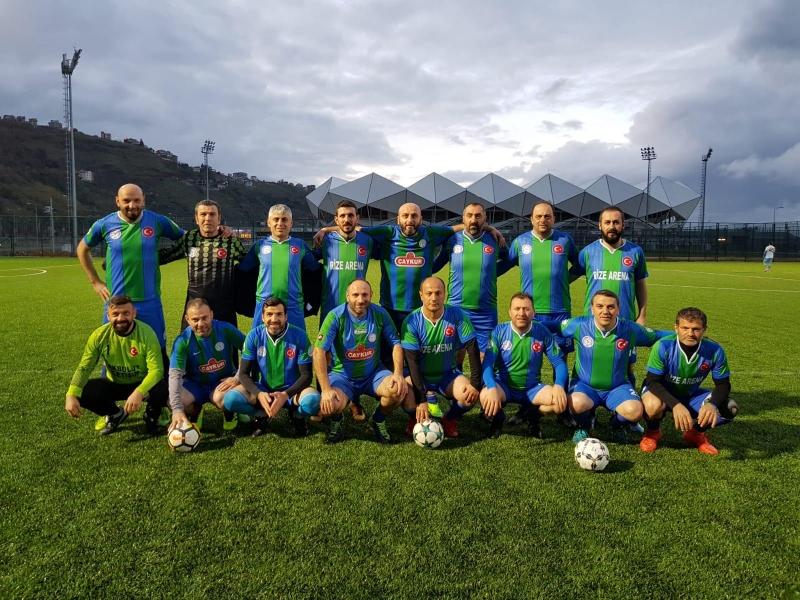 Rize Masterler Ve Veteranlar Gençlik Ve Spor Kulübü Derneği.