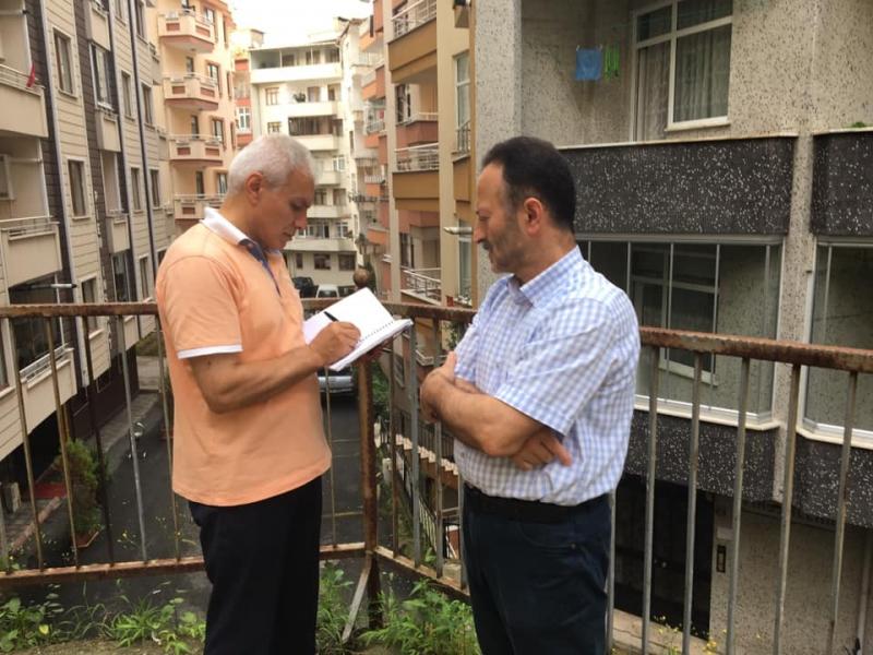 Rize Merkez Piri Çelebi Mahallesi Muhtar Haci Ali Güney İle Bambaşka Bir Hüviyet Kazanıyor