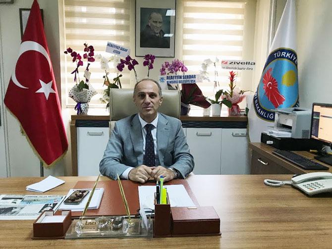 Rize Nüfus ve Vatandaşlık Müdürlüğü'ne Tüfekçi Atandı