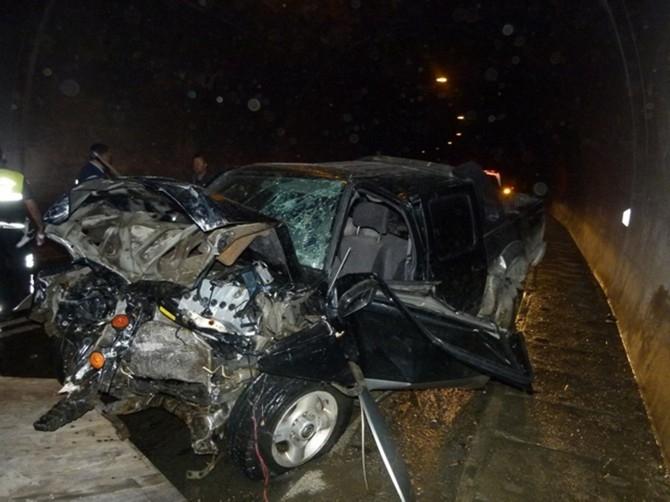 Rize Plakalı Otomobil Kaza Yaptı: 3 Ölü, 3 Yaralı