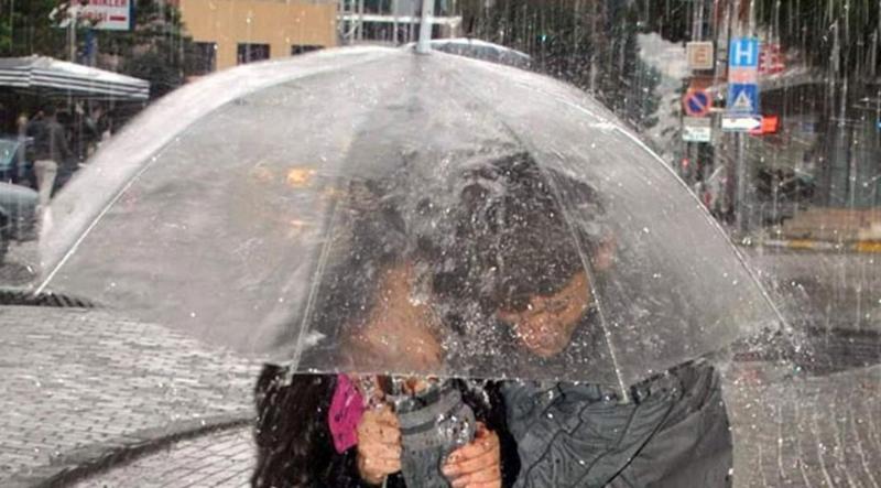 Rize Ve Çevresi İçin Kuvvetli Yağış Uyarısı Yapıldı