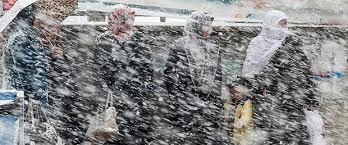Rize Ve Çevresi İçin Kuvvetli Yağmur Ve Kar Yağışı Uyarısı