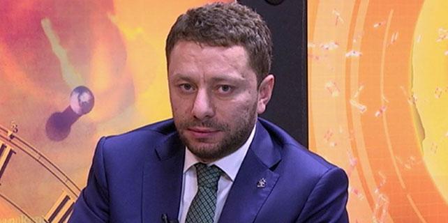 Rize'de AK Parti İl Başkanı Belli Oldu