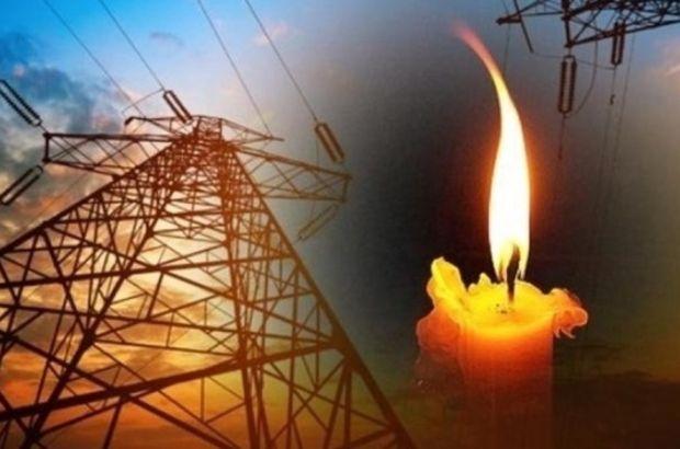 Rize'de Elektrik Kesintisi Yapılacak Yerler