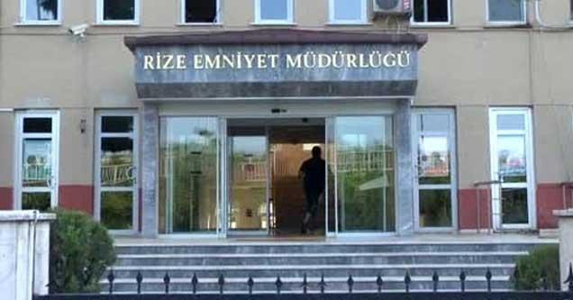 Rize'de FETÖ operasyonu: 3 kişi yakalandı