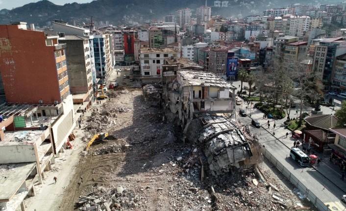 Rize'de Kentsel Dönüşümün Gerekliliği Görüntülerle Ortaya Çıkarıldı