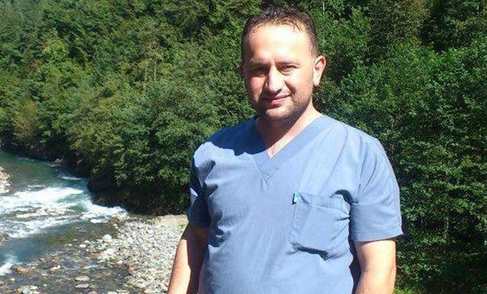 Rize'de Kestiği ağacın altında kalan hemşire öldü