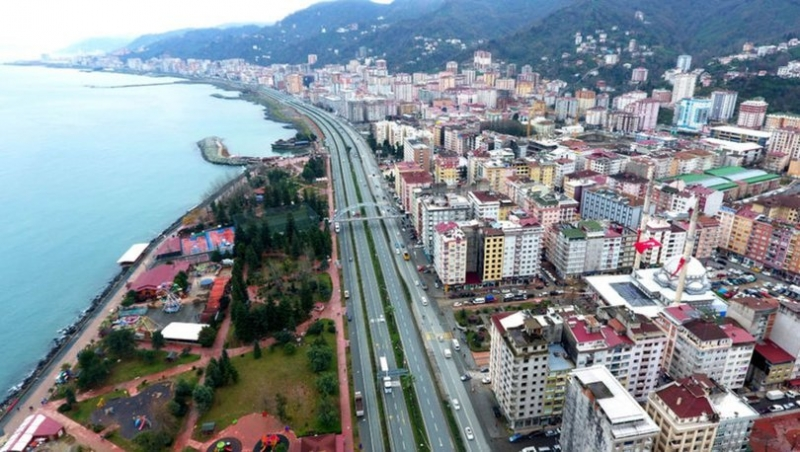 Rize'de Oto Galariciler Sitesi İçin Proje Çalışması Başlıyor