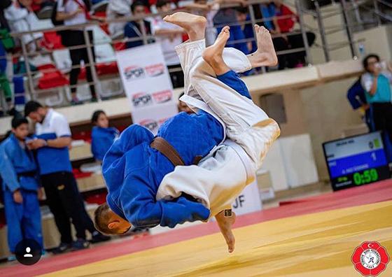Rize'nin Judo Yıldızları Madalya İle Döndü