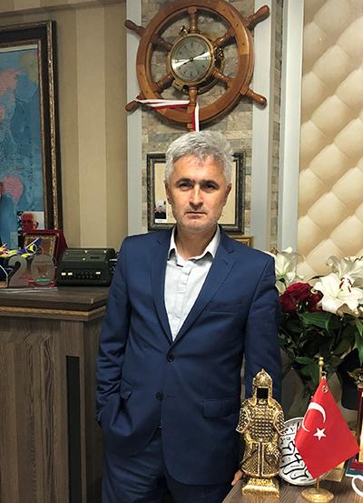 RTSO Başkan adayı Asım Çillioğlu'ndan teşekkür mesajı