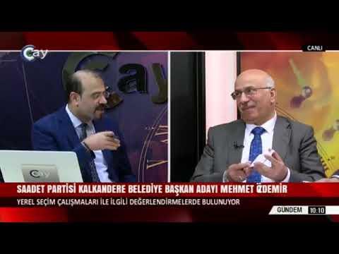 SAADET PARTİSİ KALKANDERE DE SIKI ÇALIŞIYOR