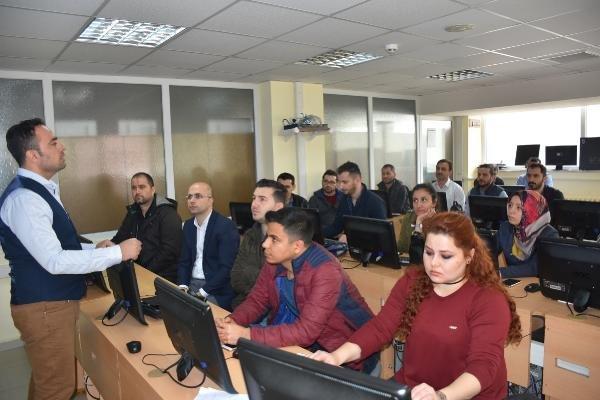 Samsun'da öğretmenlere kodlama eğitimi
