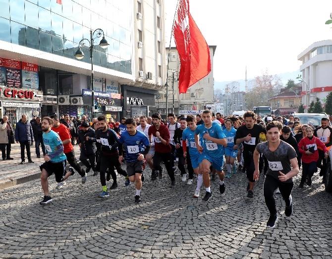 Şehit Altuğ Verdi Koşusu, Rize'de Gerçekleştirildi